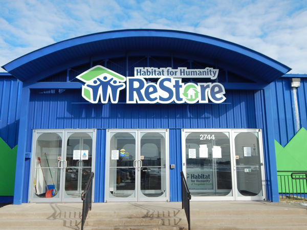 ReStore - Front of Store in Springfield, IL