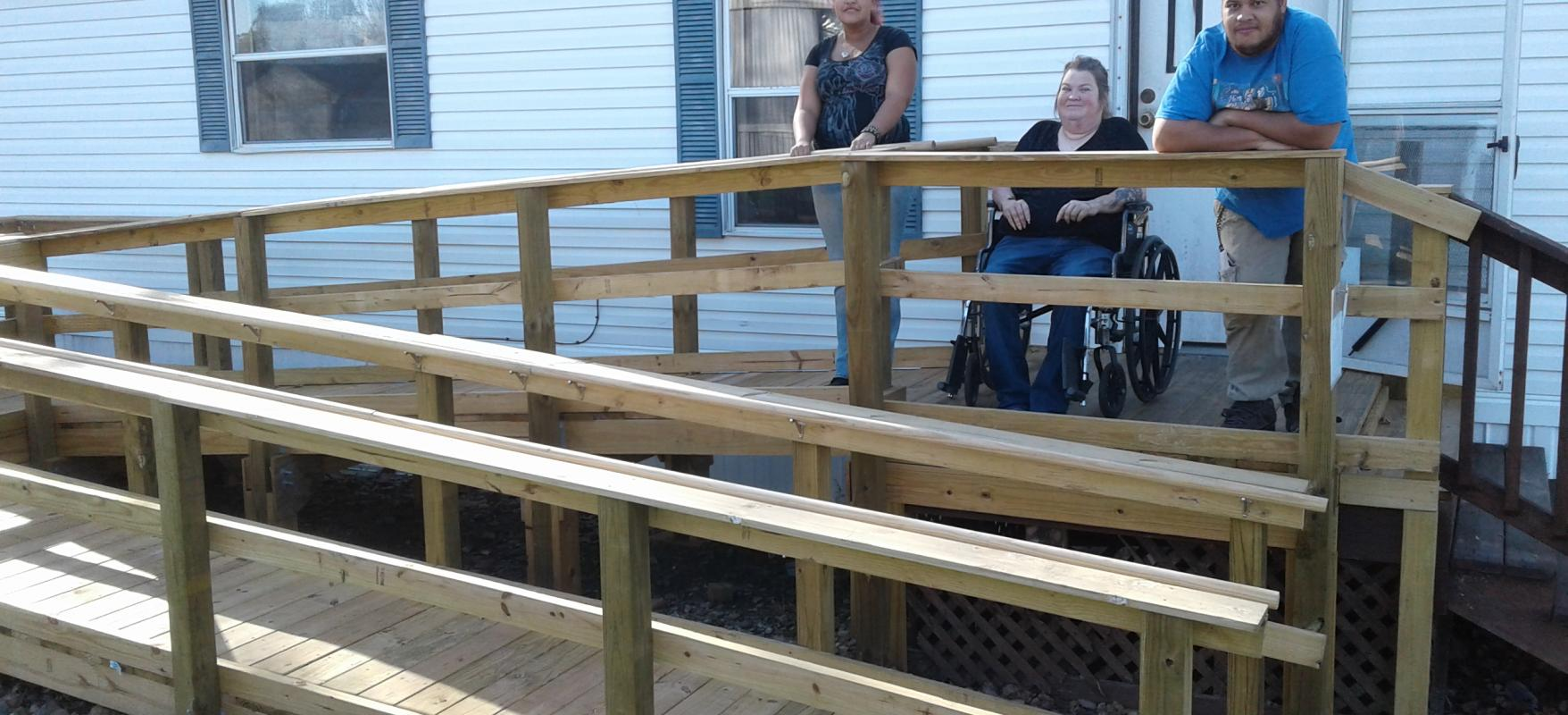 Accessibility Ramp